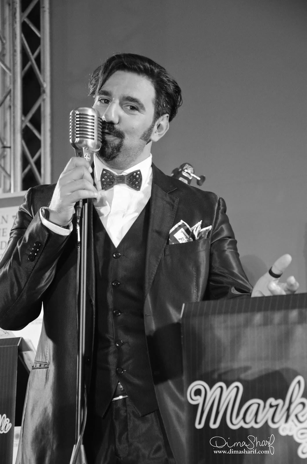 Dima sharif: october 2015