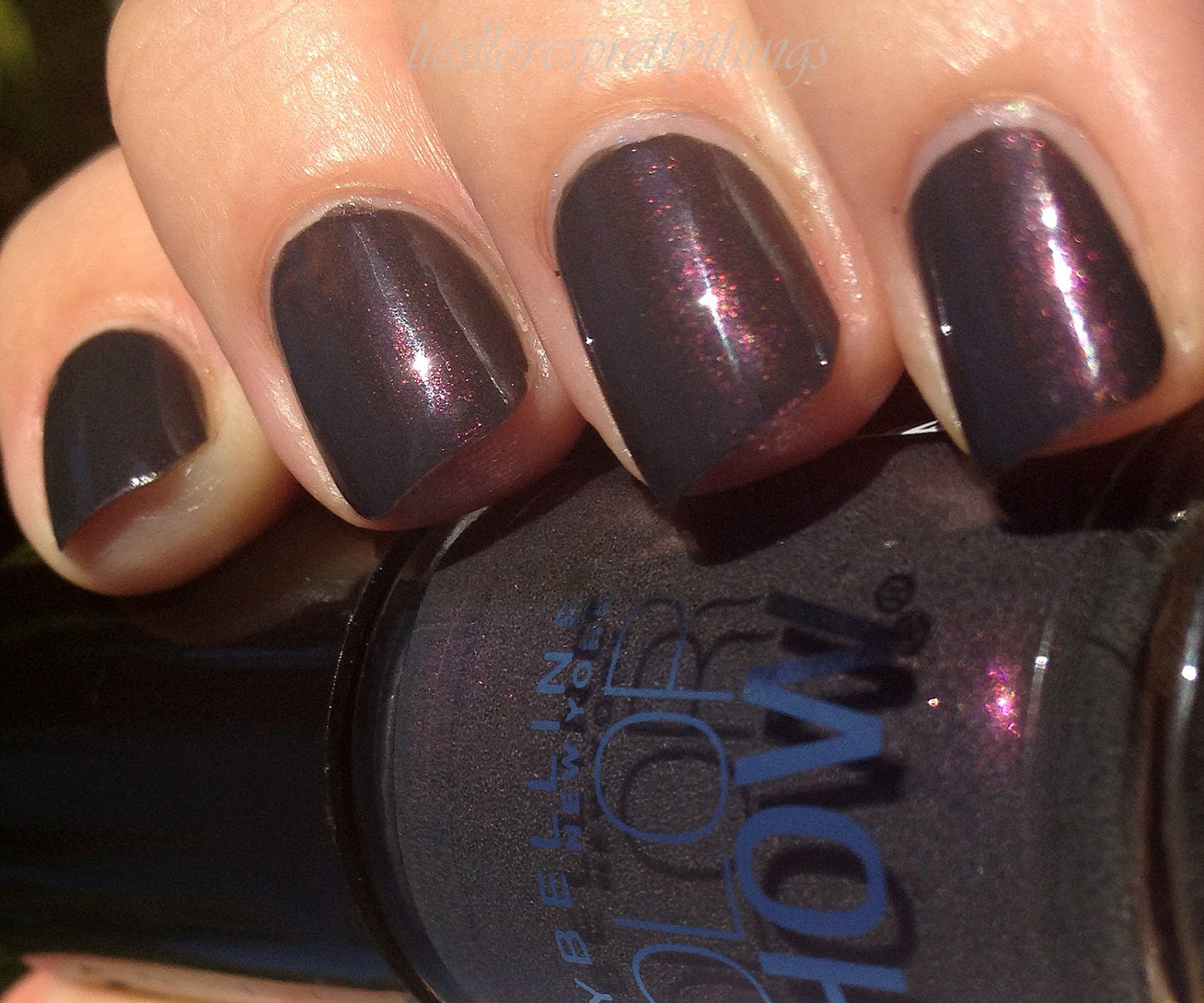 Maybelline Color Show Limited Edition Fall 2014 Plum As You Are