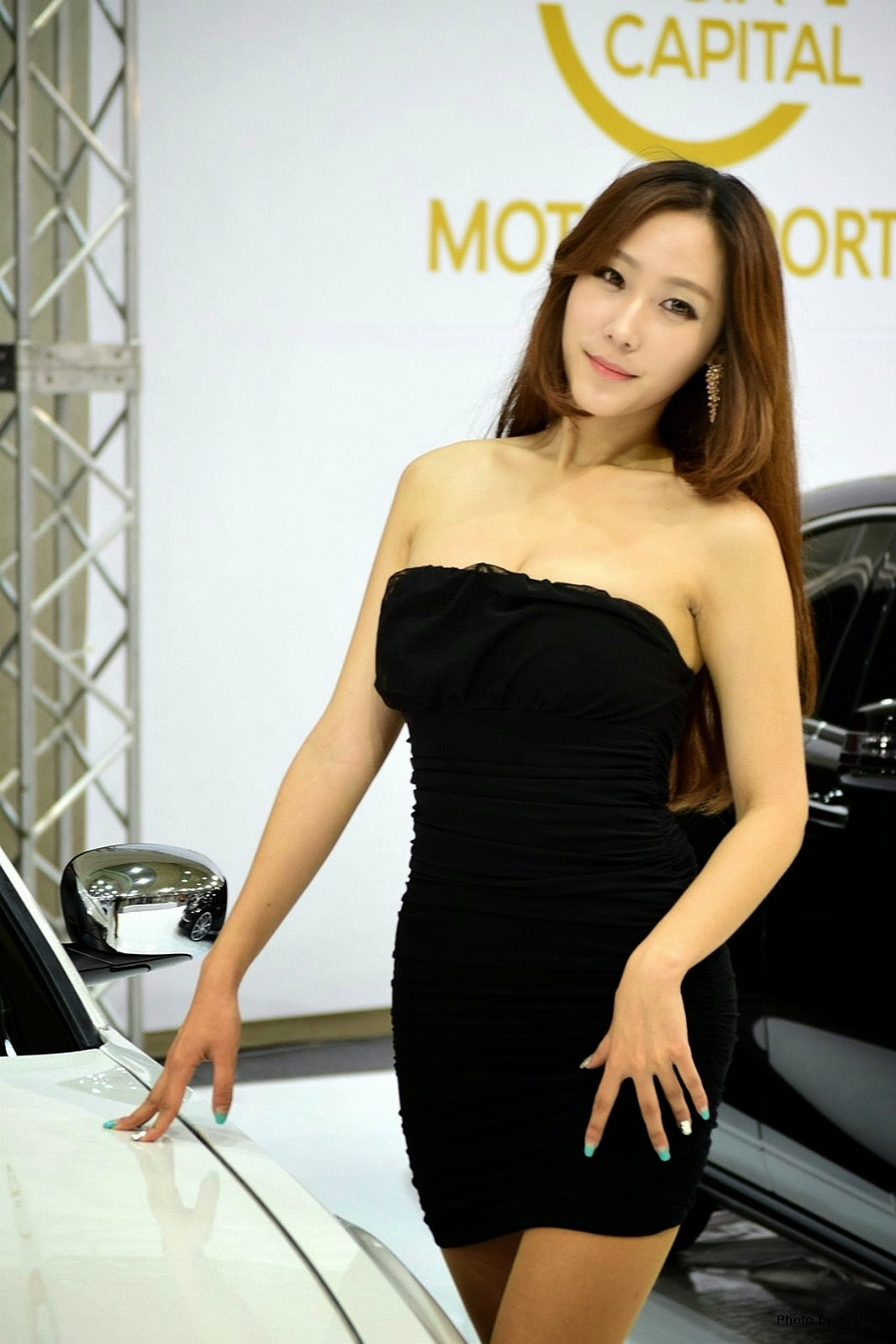 5 Kim Tae Hee - Seoul Auto Salon 2014 - very cute asian girl-girlcute4u.blogspot.com