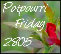 Potpourri Friday & Giveaway