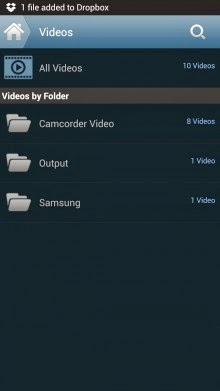 RealPlayer-Android Video player apps