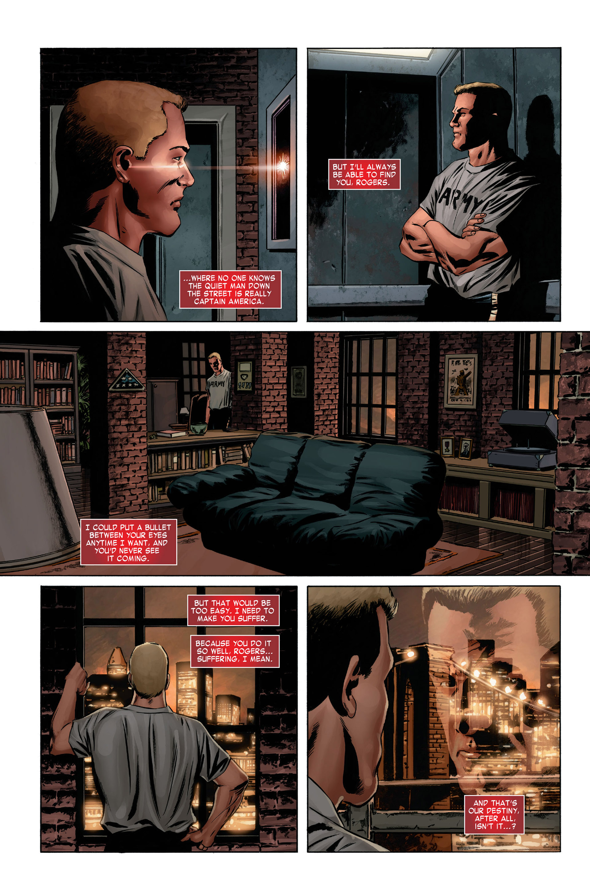 Captain America (2005) Issue #1 #1 - English 24