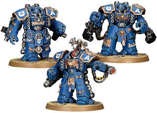Space Marine Centurions