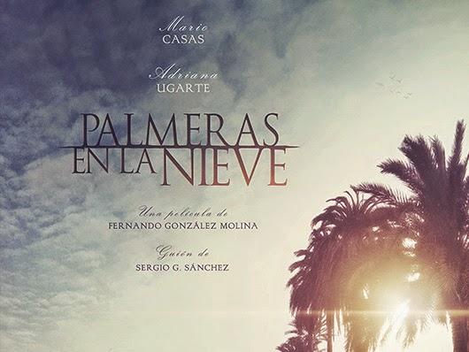 Téaser tráiler de 'Palmeras en la nieve' con Mario Casas y Adriana Ugarte
