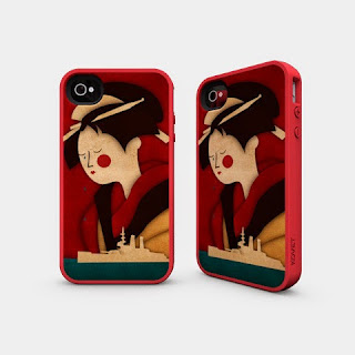Madam Butterfly Beautiful iPhone Case