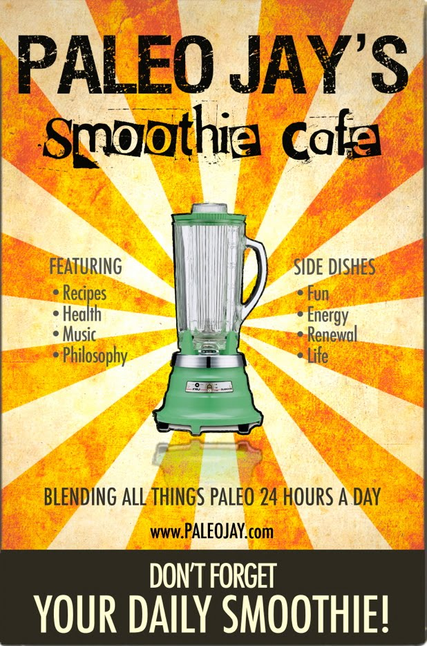 PALEO JAY SMOOTHIE CAFE