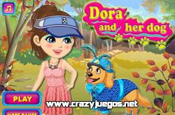 Jugar Dora y su Perro