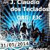 EJC de Santana dos Garrotes relizará festa no próximo dia 31: PARTICIPEM!!!