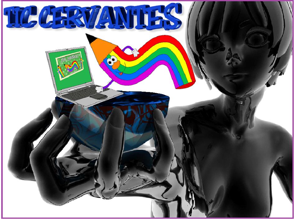 Les TIC al CP Cervantes