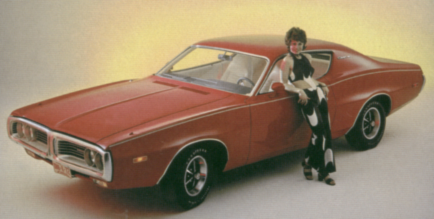 The 1972-1974 Dodger Charger--Muscle in a Leisure Suit ...