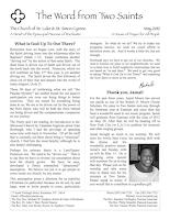 may newsletter thumbnail