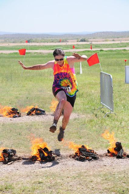 Warrior Dash photo