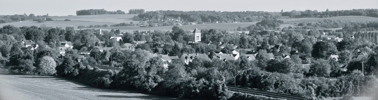 Ussy sur Marne, le bourg