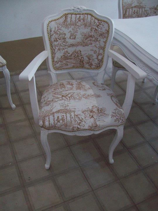 Tapizados mendoza de villalva e hijos tapizado y - Tapizado de sillas antiguas ...