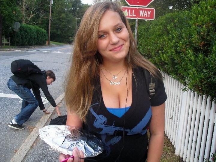 Market Nude Girl: Kaitlyn, jove universitària de