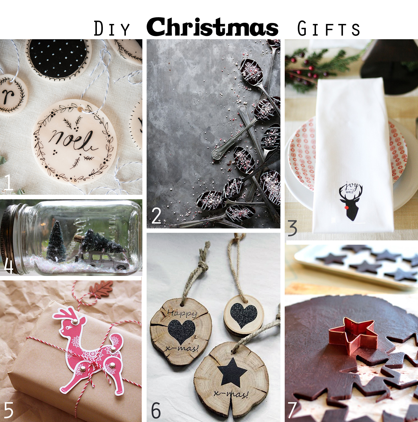 Diy Christmas Ornaments Gift Ideas : Life on churchill street it s where i live and this is