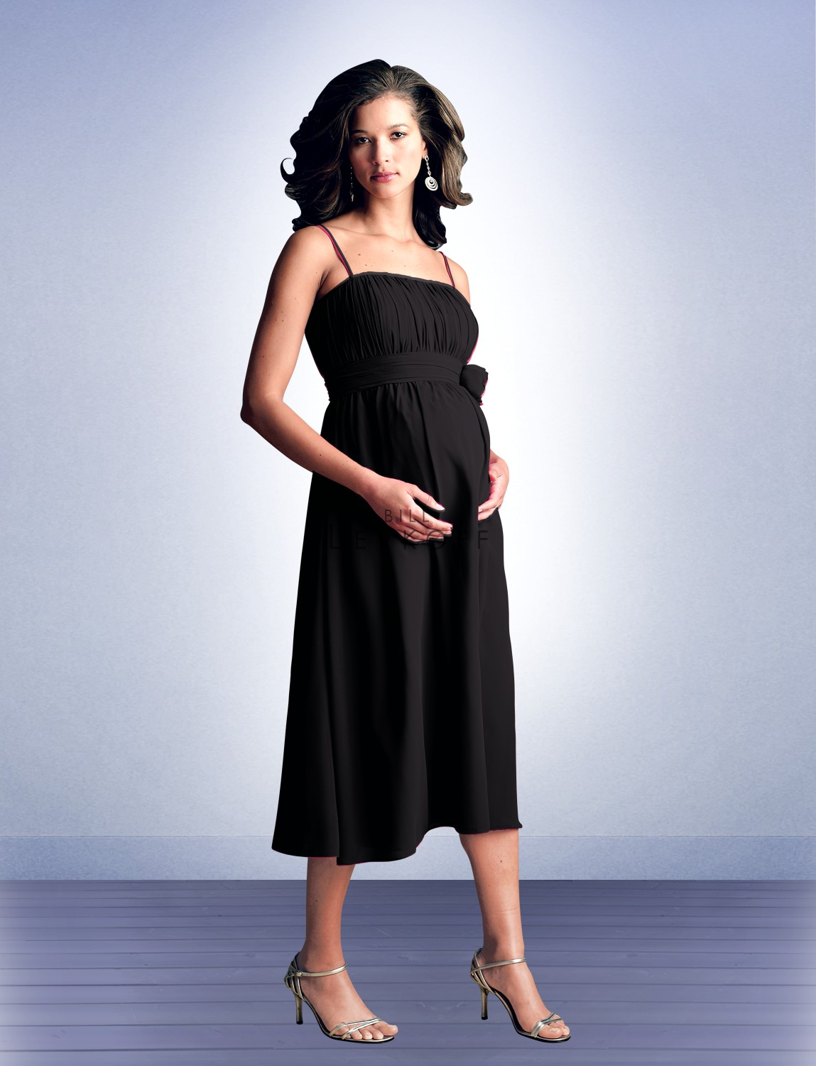 Collezione fortuna bridesmaids dresses series part 2 one of my if the pregnancy is beyond 3 months i would just order a maternity bridesmaids dress for her this can be worn also should she have given birth a few weeks ombrellifo Choice Image