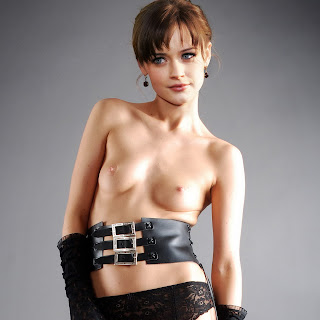 Alexis Bledel nude photosession UHQ