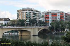 Puente San Telmo.