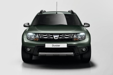 2014 Renault Duster Facelif Design