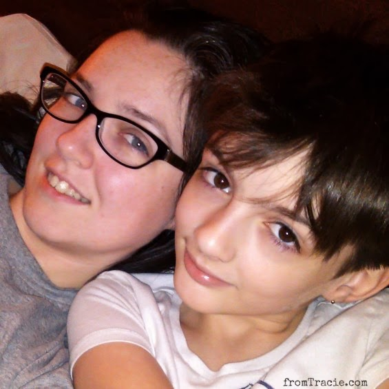 Tracie and Katarina