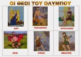 EΠΑΝΑΛΗΨΗ ΣΤΗΝ ΙΣΤΟΡΙΑ Γ' ΤΑΞΗ-Θεοί του Ολύμπου-Ηρακλής