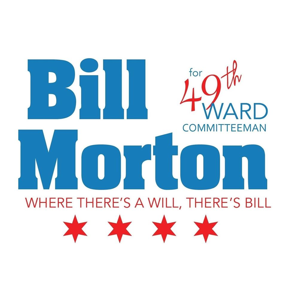 Bill Morton for 49th Ward Committeeman
