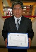Diploma de la Municipalidad de Miraflores