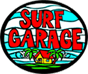 Surf Garage Honolulu, Hawaii