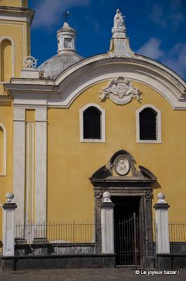 Procida - église