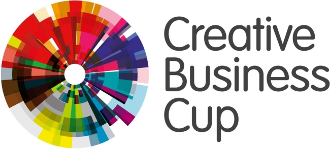 Logo konkursu Creative Business Cup