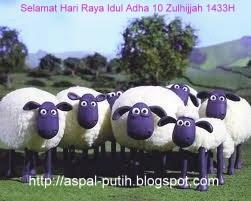 Selamat Hari Raya Idul Adha 10 Zulhijjah 1433H 26 Oktober 2012
