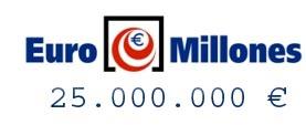 Sorteo de Euromillones del viernes 5 de abril