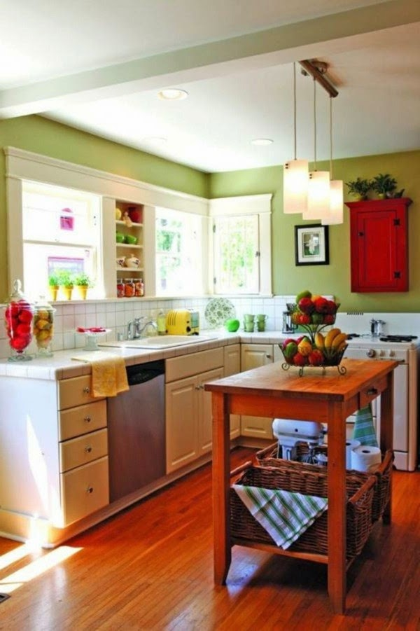 23 Functional Small Kitchen Storage Ideas And Solutions