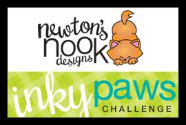 Newton's Nook-Inky Paws Challenge
