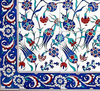 Turkish Tile Patterns