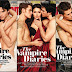The vampire Diaries on the cover of Entertainment Weekly pictures and videos