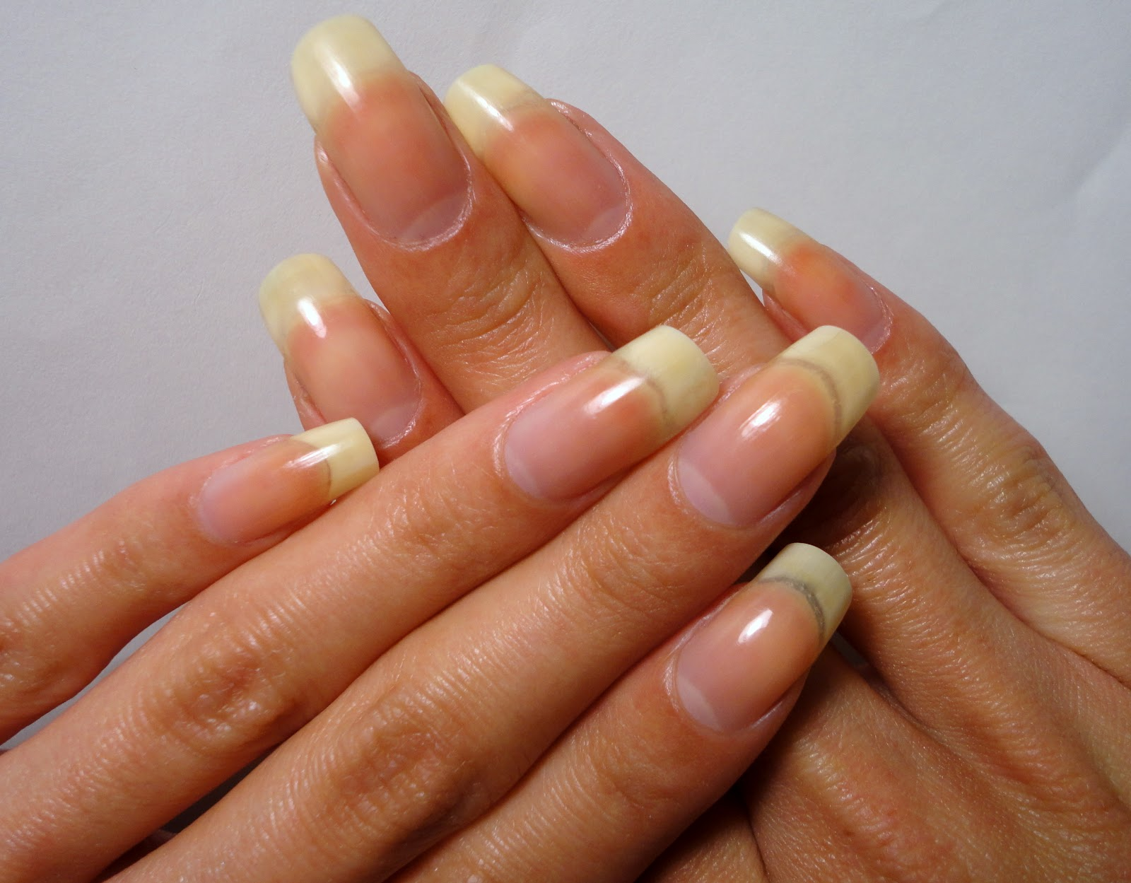 Nails by Ms. Lizard: Naked nails update