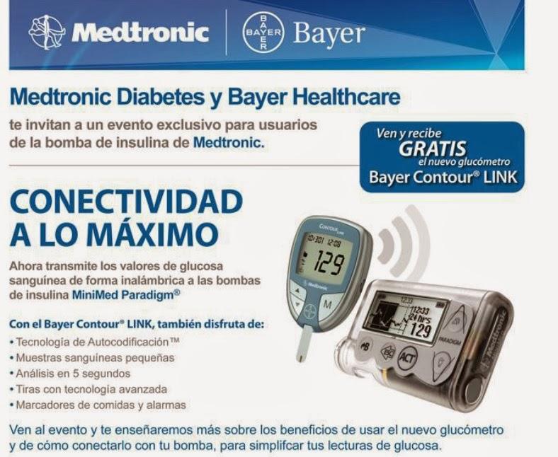 Medtronic Diabetes México invita a sus clientes...