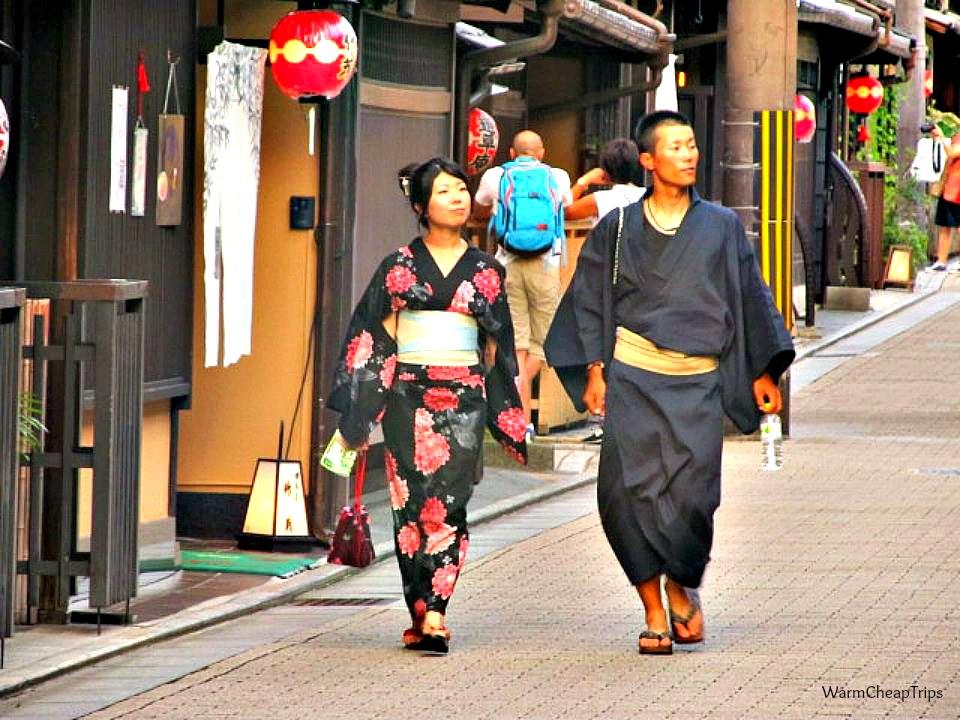 Pagine di Giappone