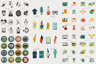 20+ Premium Vector Icons Download on Graphicriver