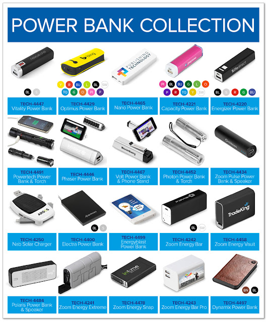 Power Bank Collection
