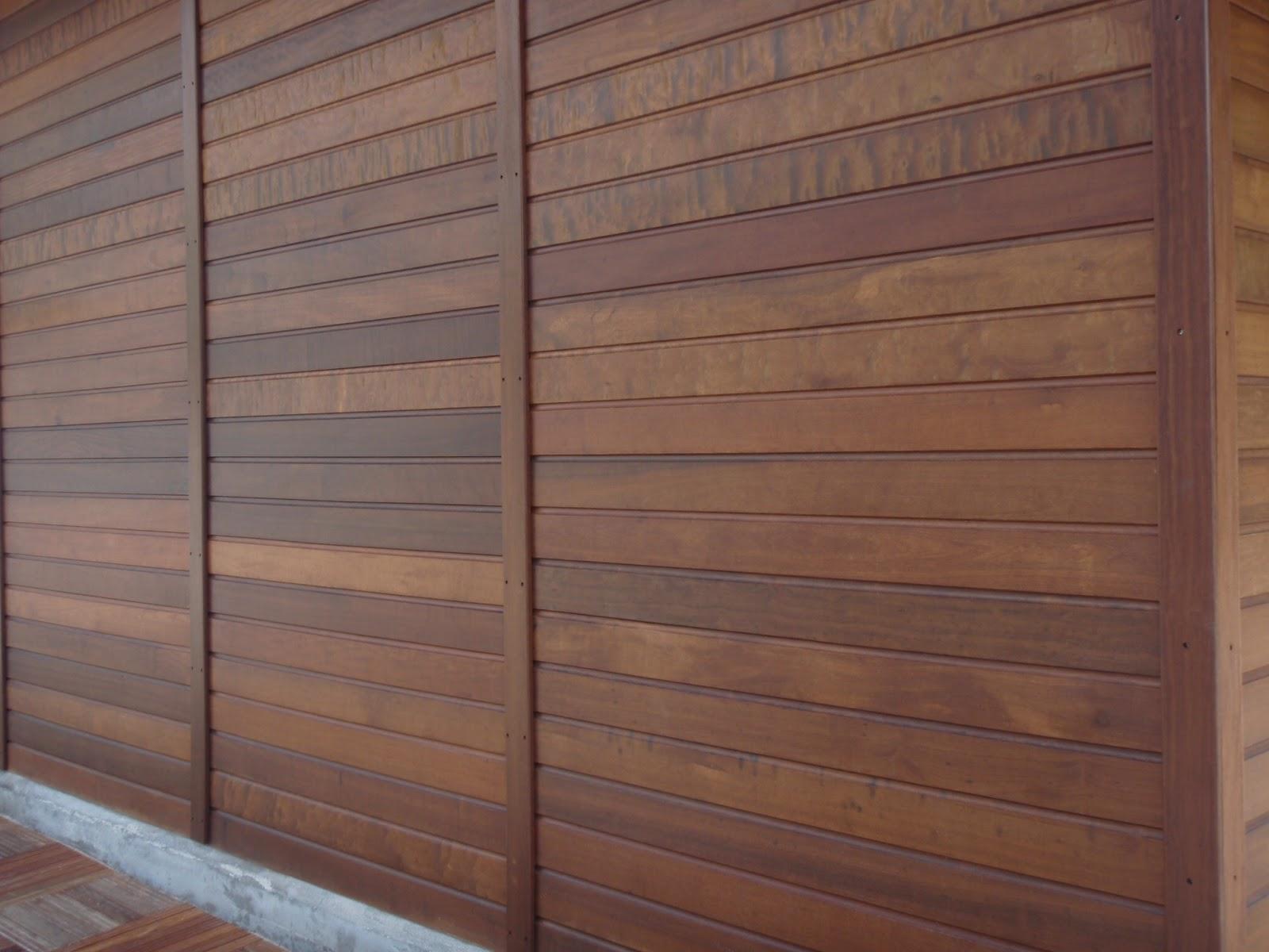 Brazilian hardwood decking itauba decking for Synthetic wood siding