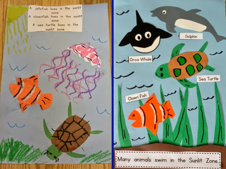 http://www.teacherspayteachers.com/Product/Ocean-Animals-and-Their-Zones-Lets-Make-a-Book-For-Little-Kids-1295912