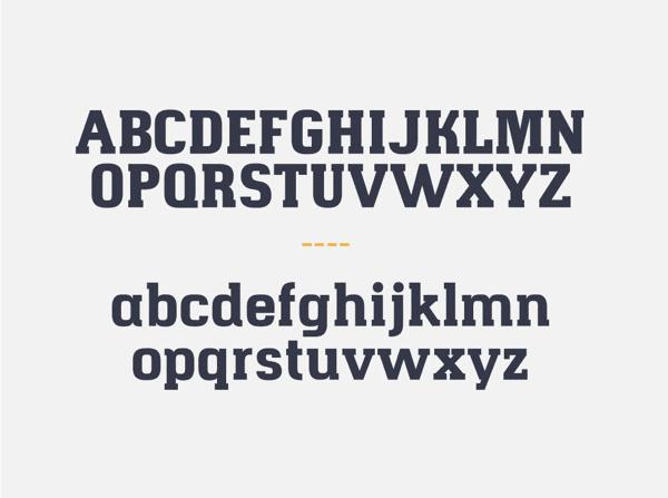 Hapna Typeface