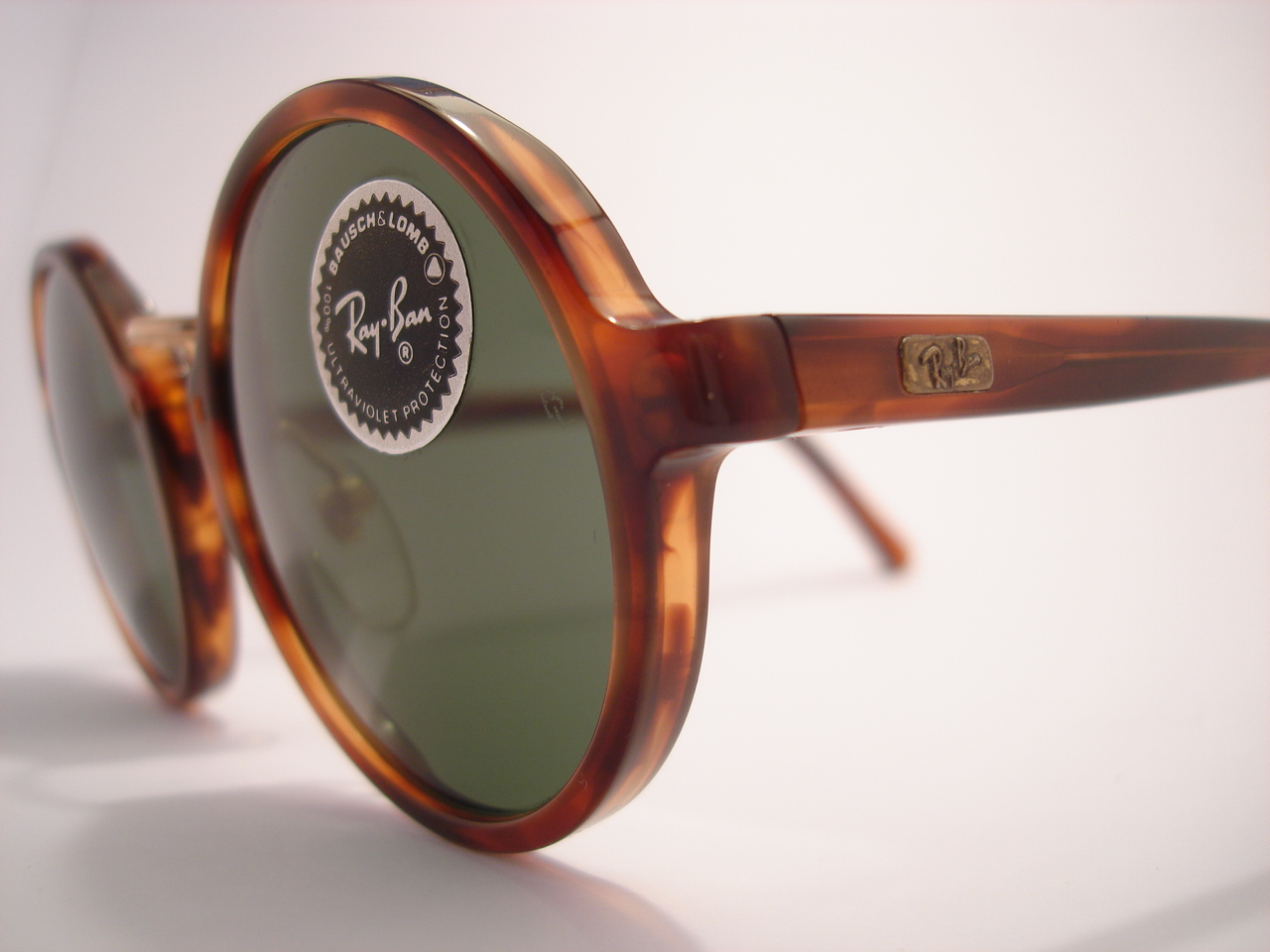 Eyeglass Frames Made In The Usa : theothersideofthepillow: vintage RAY BAN by BAUSCH & LOMB ...