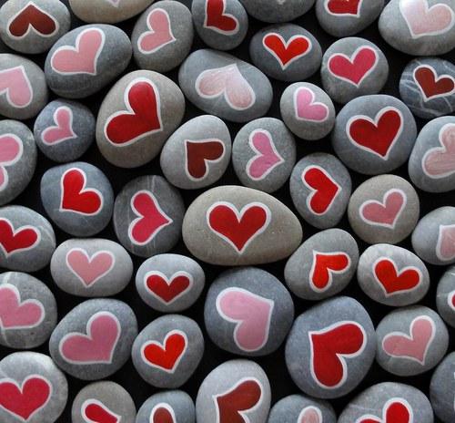 dekoracje z kamieni diy stones art eco manufaktura