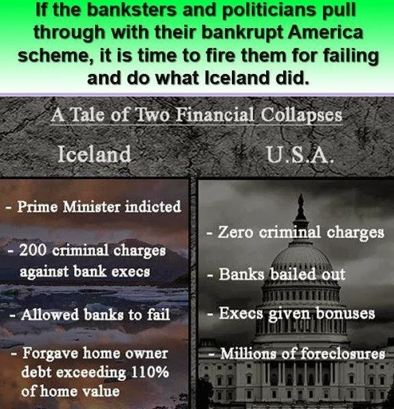 ICELAND. No news from the Icelandic Revolution?