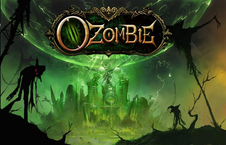 OZombie, il meraviglioso mondo di Oz si tinge di rosso