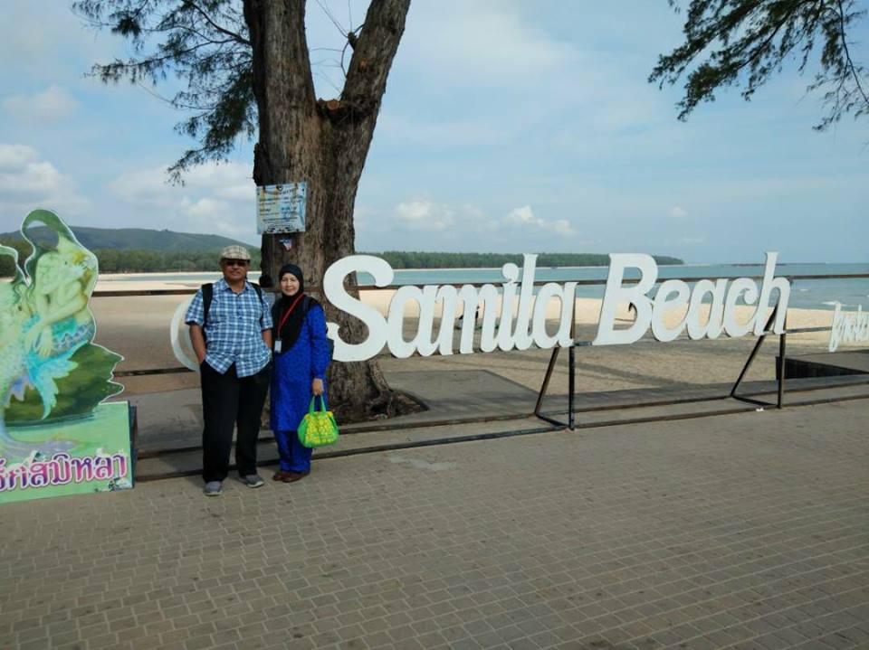 Samila Beach,Thailand - 2018